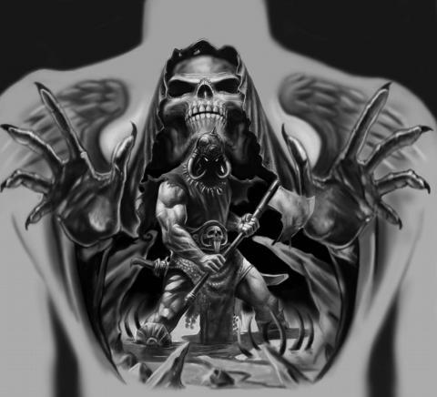 японские татуировки для мужчин фото