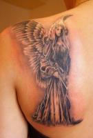 Тату архангел