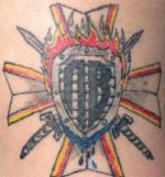 Армейские татуировки