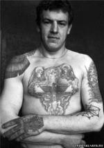 Тюремные тату