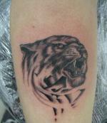 tattoo на предплечье