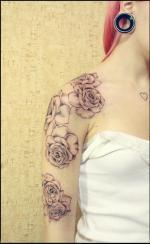 tattoo на плече