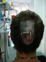tattoo на голове