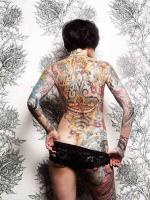 tattoo на спине