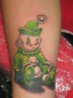 tattoo на руке